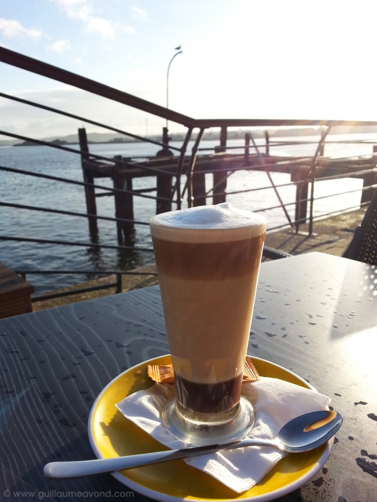Coffee in Cobh