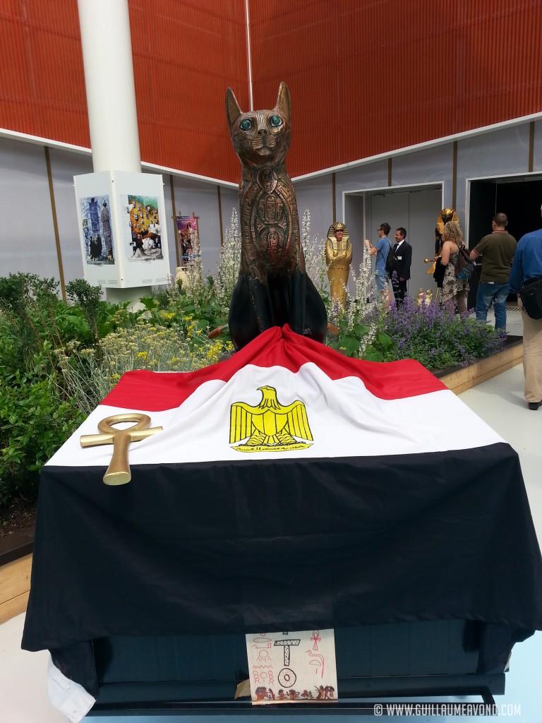 Egypt Pavilion - Expo Milano 2015