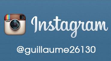 Instagram Guillaume Avond